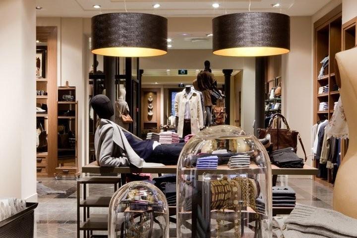 комментарий к коллекции молодежной одежды из льна