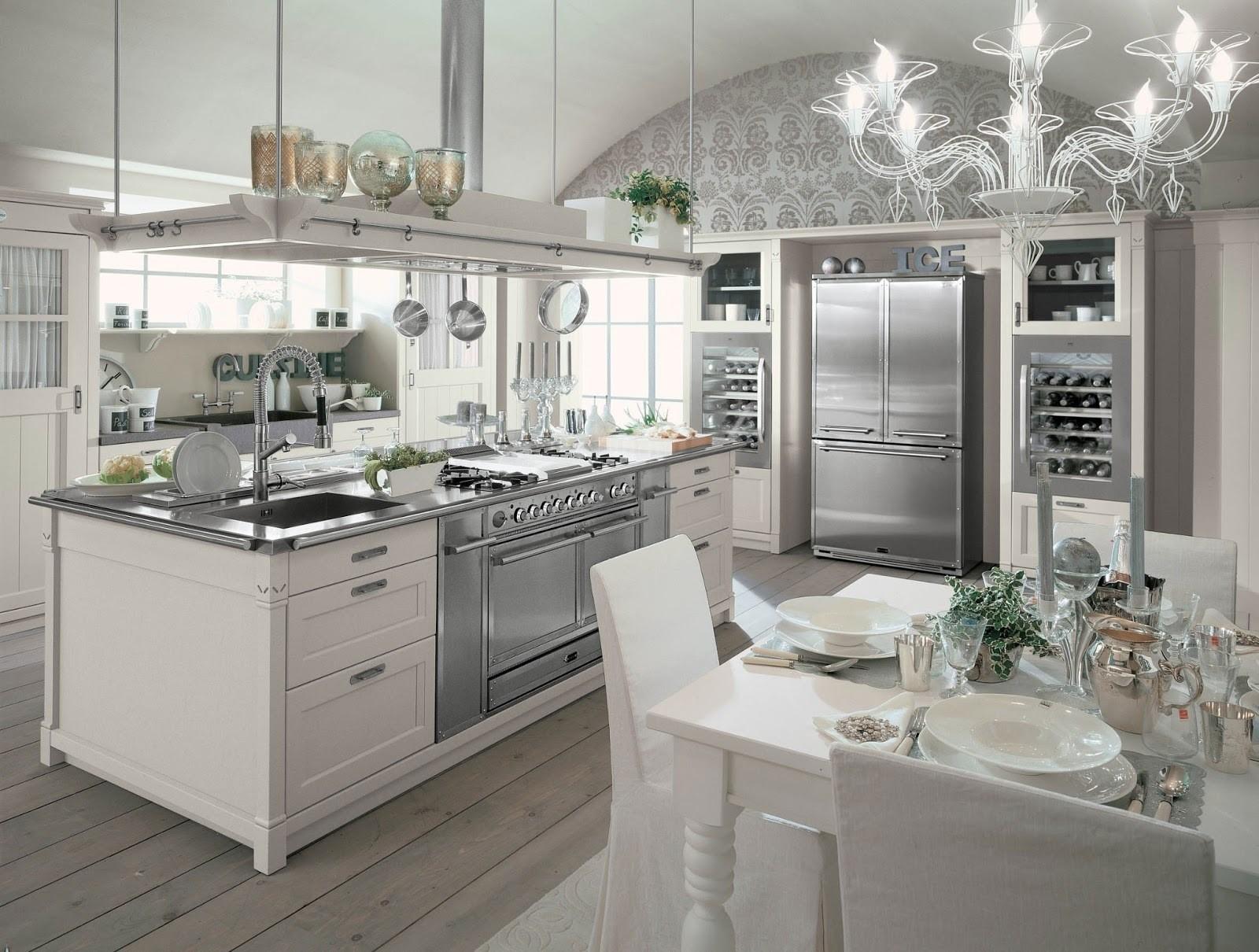 Дизайн кухни сами
