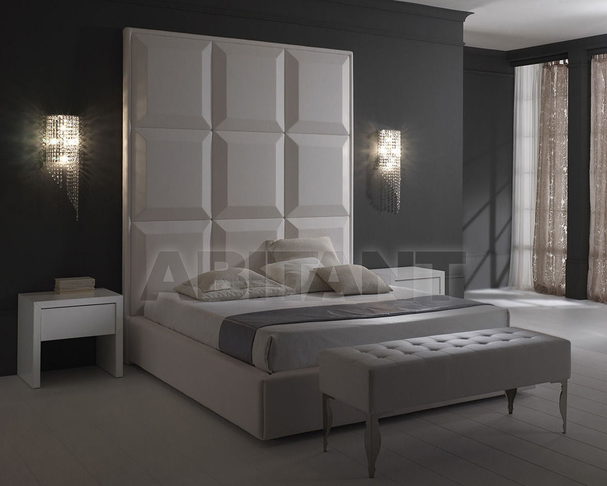 Купить Кровать DV homecollection srl Dv Home Collection 2011-2012/night Duke bed 182