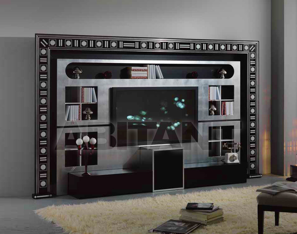 Купить Модульная система Vismara Design Glass Eyes THE WALL - HOME CINEMA GLASS EYES