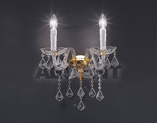 Купить Бра Voltolina Classic Light srl Cristallo Dream 2L Applique