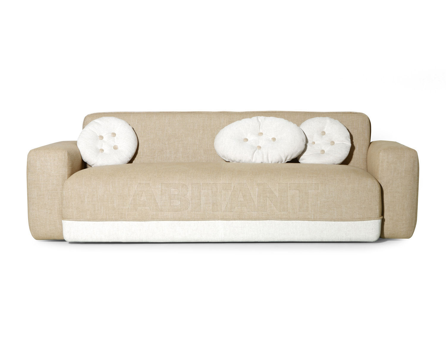 Купить Диван Party Sancal Diseno, S.L. Sofa 277.121.S+277.135.I+277.135.D beige