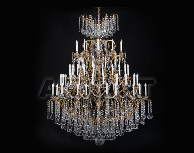 Купить Люстра Badari Lighting Candeliers With Crystals B4-660/80