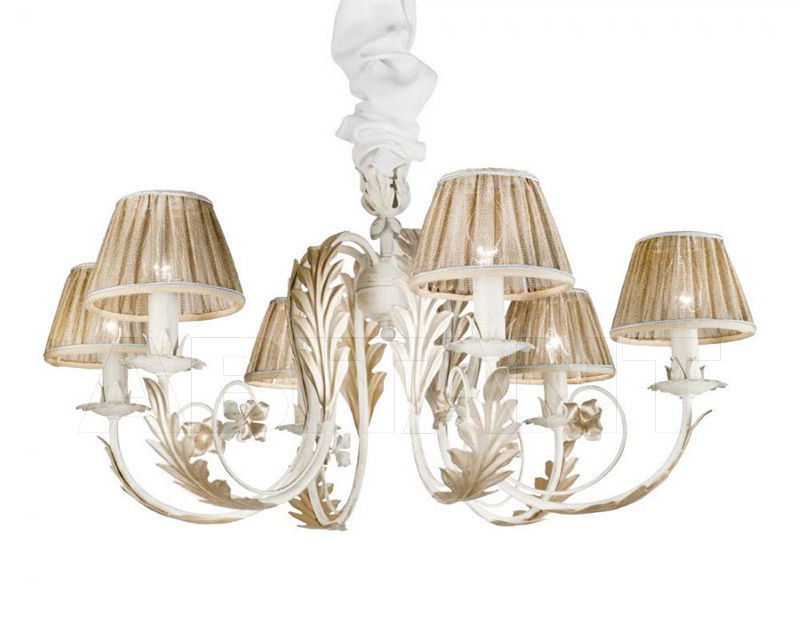Купить Люстра BRAZO Eurolampart srl Decor & Light 774/06LA