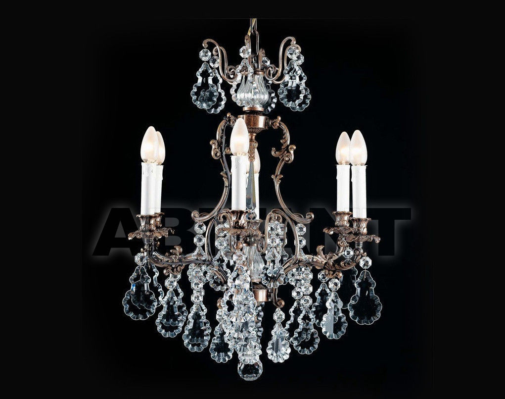 Купить Люстра Badari Lighting Candeliers With Crystals B4-35/6