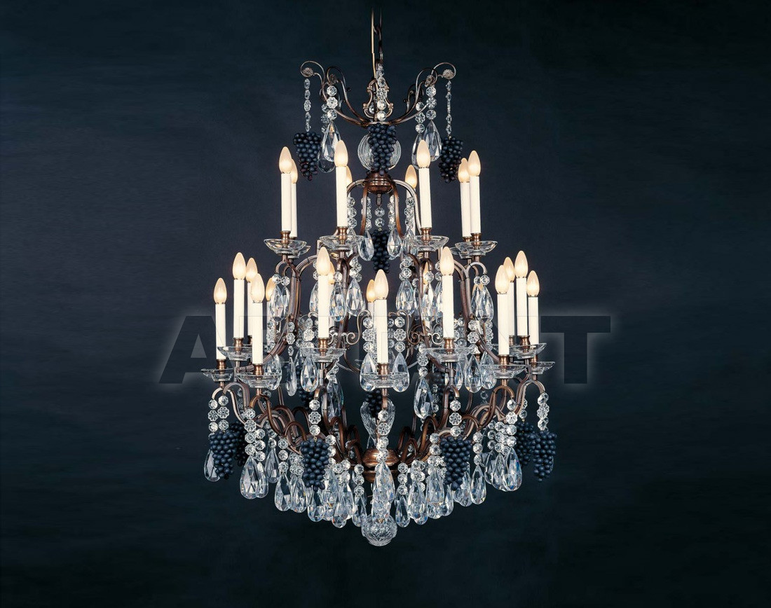 Купить Люстра Badari Lighting Candeliers With Crystals B4-600/24