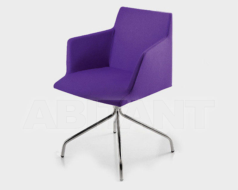 Купить Кресло Chairs&More Euro bloom 1-p purple