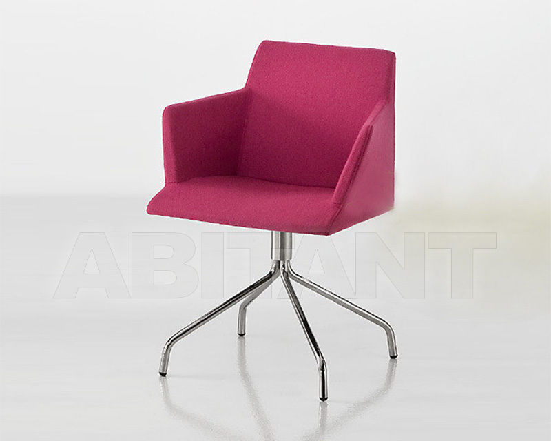 Купить Кресло Chairs&More Euro bloom 1-p pink