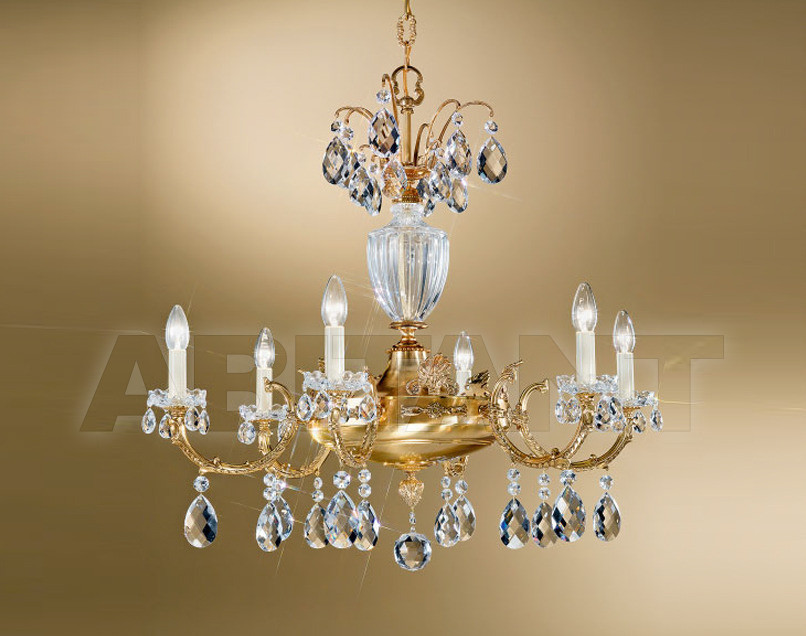 Купить Люстра Arizzi English Style Chandeliers 903/6