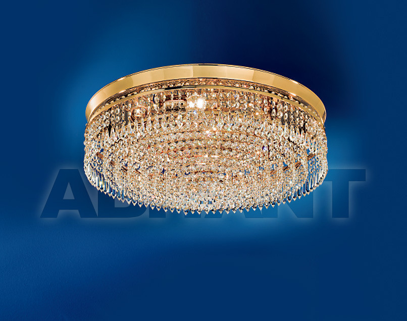 Купить Люстра Prearo Luxury Crystal STARDUST/58/PL/A 24K-CR