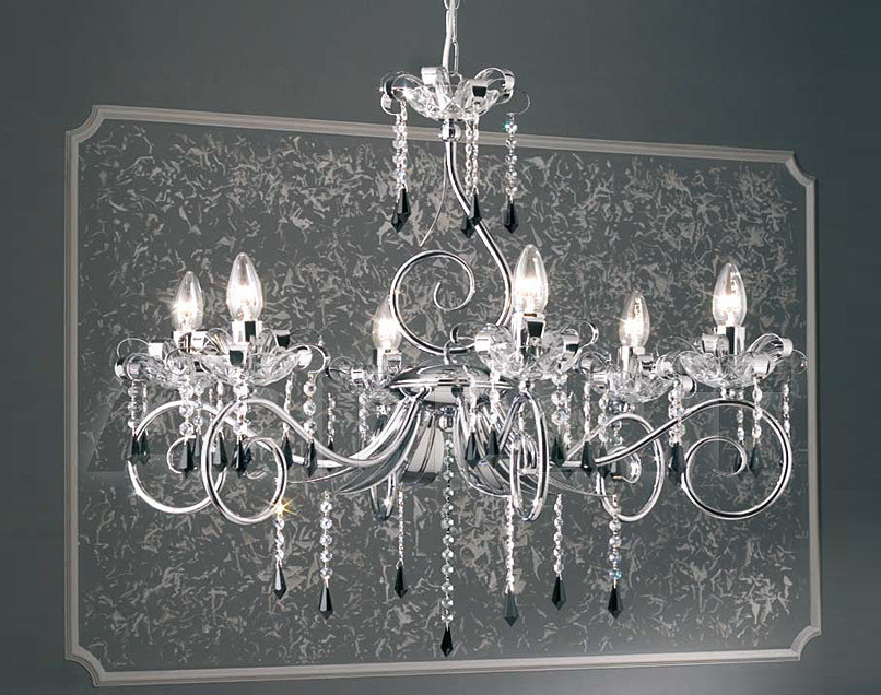 Купить Люстра Arredo Luce Luxury Crystal 710/6