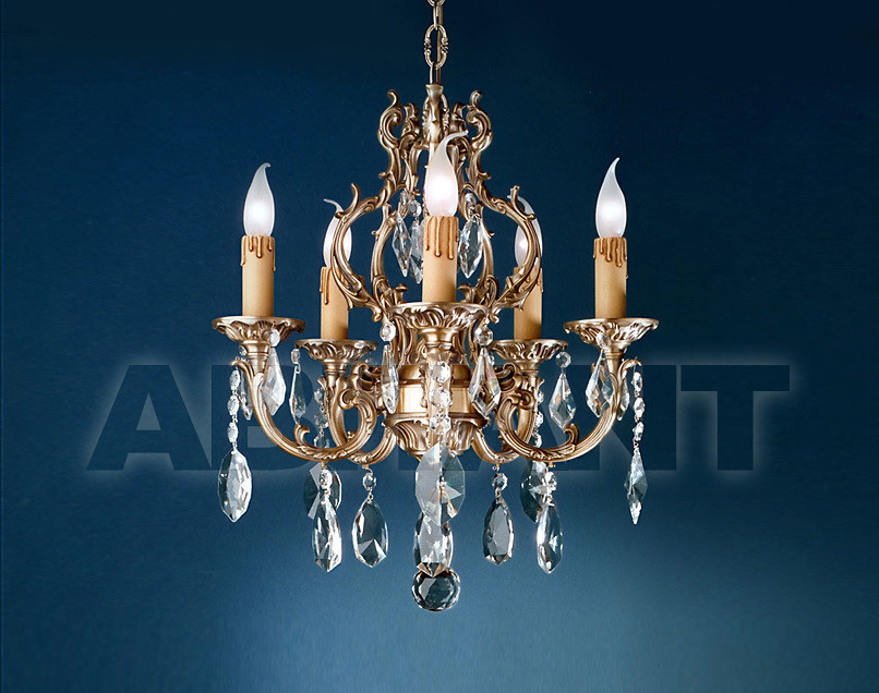 Купить Люстра Lampart System s.r.l. Luxury For Your Light 134 5