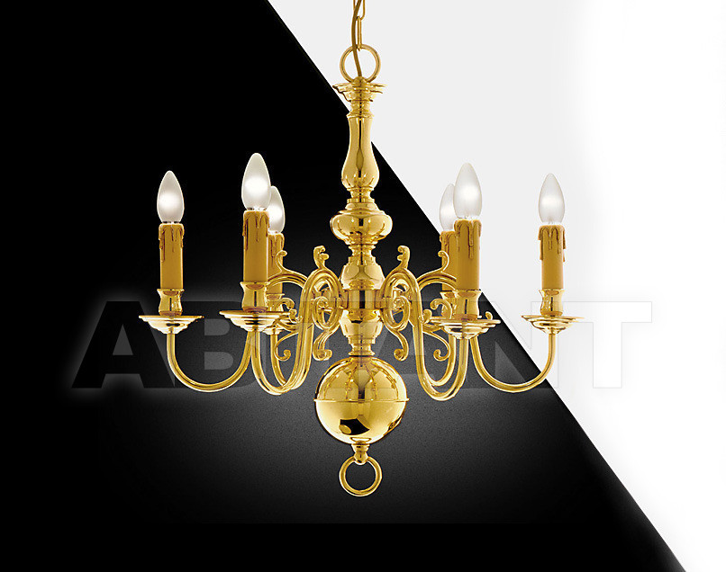 Купить Люстра Lampart System s.r.l. Luxury For Your Light 230 6