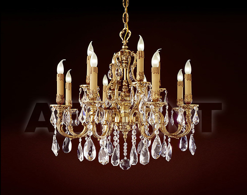 Купить Люстра Lampart System s.r.l. Luxury For Your Light 251 8+4