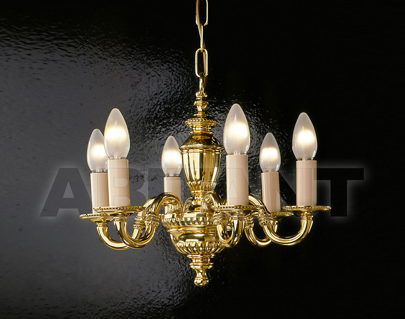 Купить Люстра Lampart System s.r.l. Luxury For Your Light 520 6