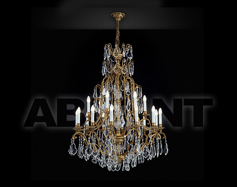 Купить Люстра Lampart System s.r.l. Luxury For Your Light 3870 12+6