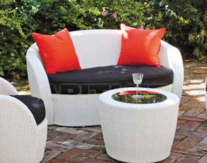 Купить Диван LOTUS Contral Outdoor 528 BCO = bianco