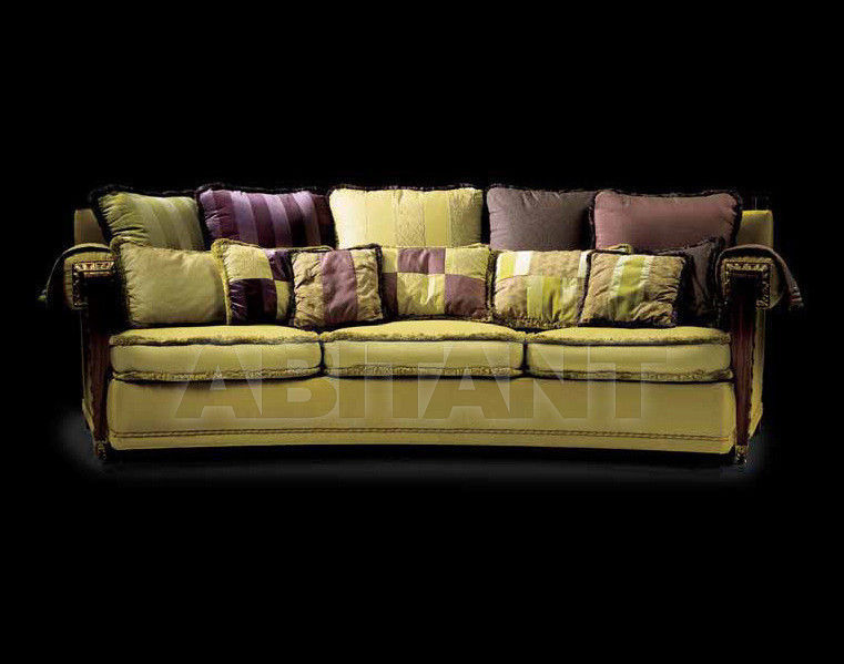 Купить Диван ALTHEA Isacco Agostoni Contemporary 1094 3 SEATER SOFA