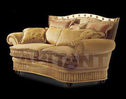 Купить Диван SILVER AND GOLD Isacco Agostoni Contemporary 1260 2 SEATER SOFA