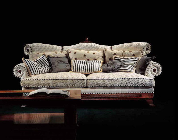 Купить Диван IMPERIALE Isacco Agostoni Contemporary 1108 3 SEATER SOFA