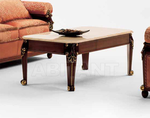 Купить Столик журнальный ELISABETTA Isacco Agostoni Contemporary 1095 RECTANGULAR CENTRAL TABLE