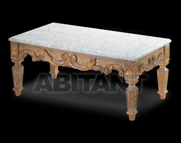 Купить Столик журнальный Isacco Agostoni Contemporary 975 RECTANGULAR COFFEE TABLE