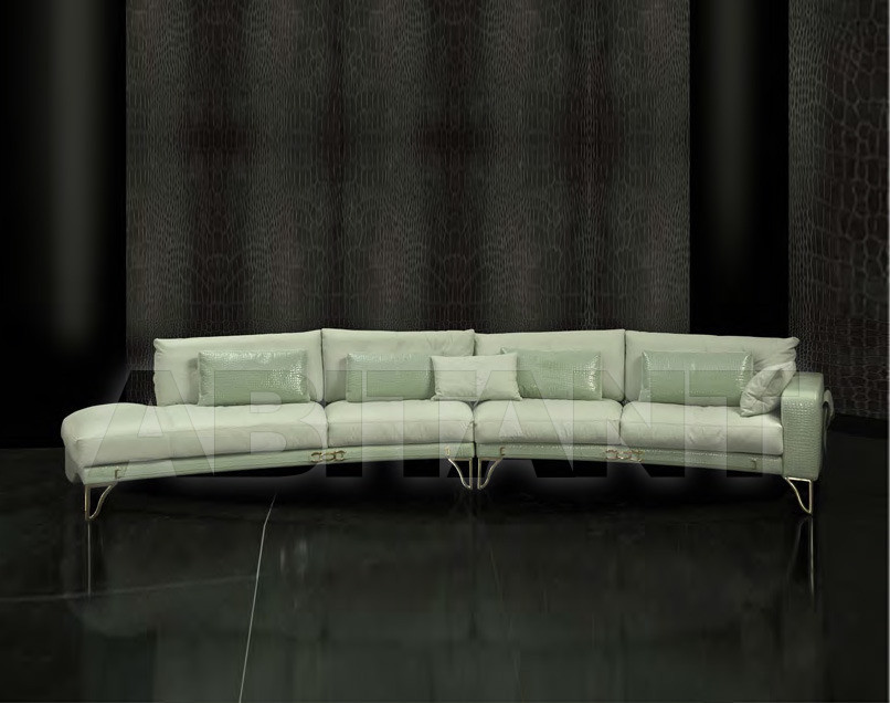 Купить Диван Formitalia Living Rooms ALABAMA OVAL Sectional composition B