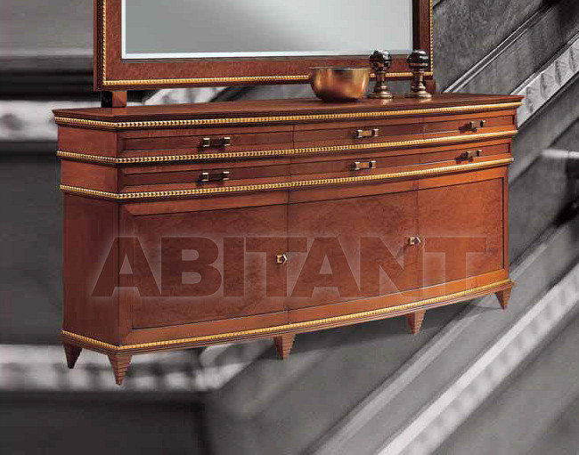 Купить Комод DIAMANTE Isacco Agostoni Contemporary 1100 SIDEBOARD 3-DOORS