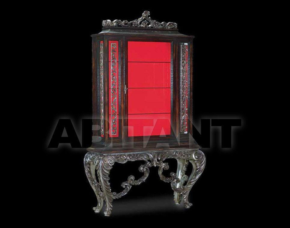 Купить Витрина Isacco Agostoni Contemporary 1276 GLASS CABINET