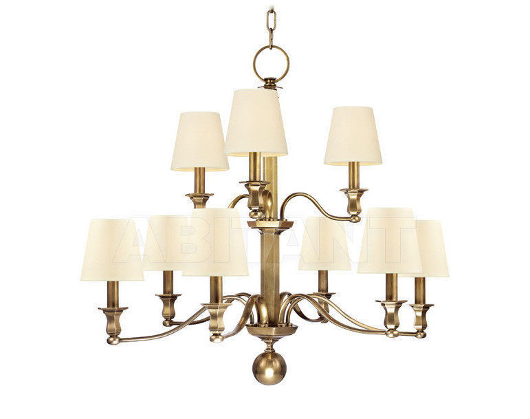Купить Люстра Hudson Valley Lighting Standard 1419-AGB