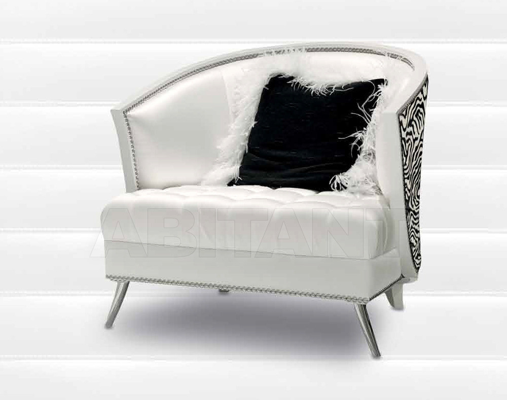 Купить Кресло Isacco Agostoni Contemporary 1319 ARMCHAIR
