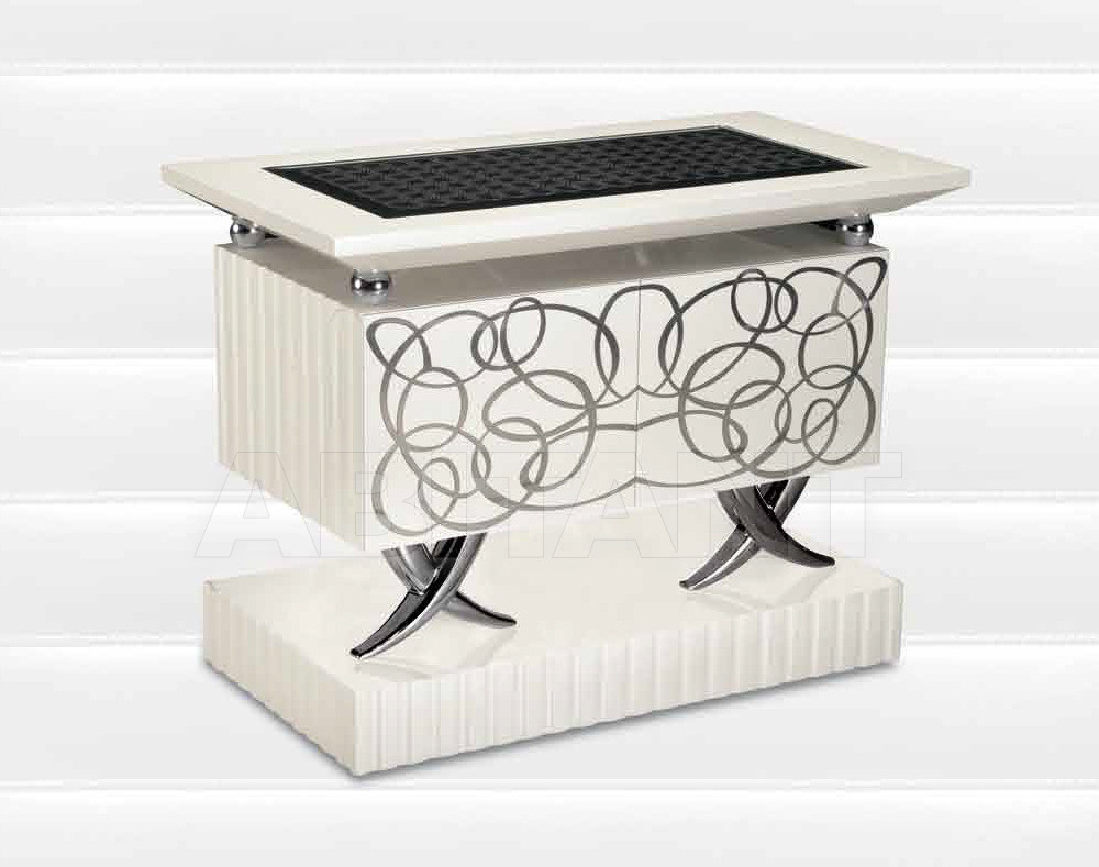 Купить Тумбочка Isacco Agostoni Contemporary 1302 NIGHT TABLE
