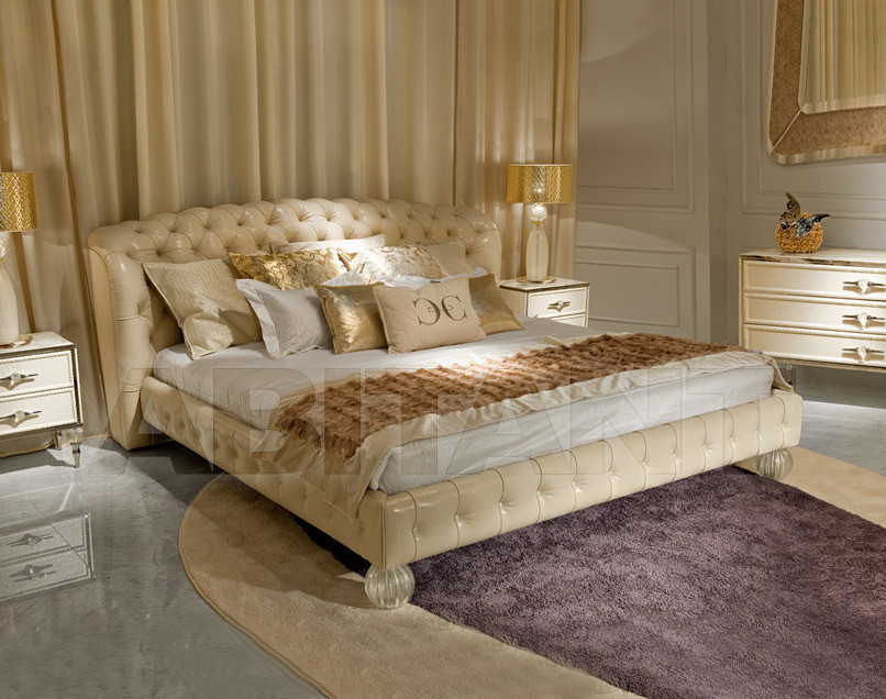Купить Кровать Cornelio Cappellini Haute Couture Of Interiors GRACE.5200