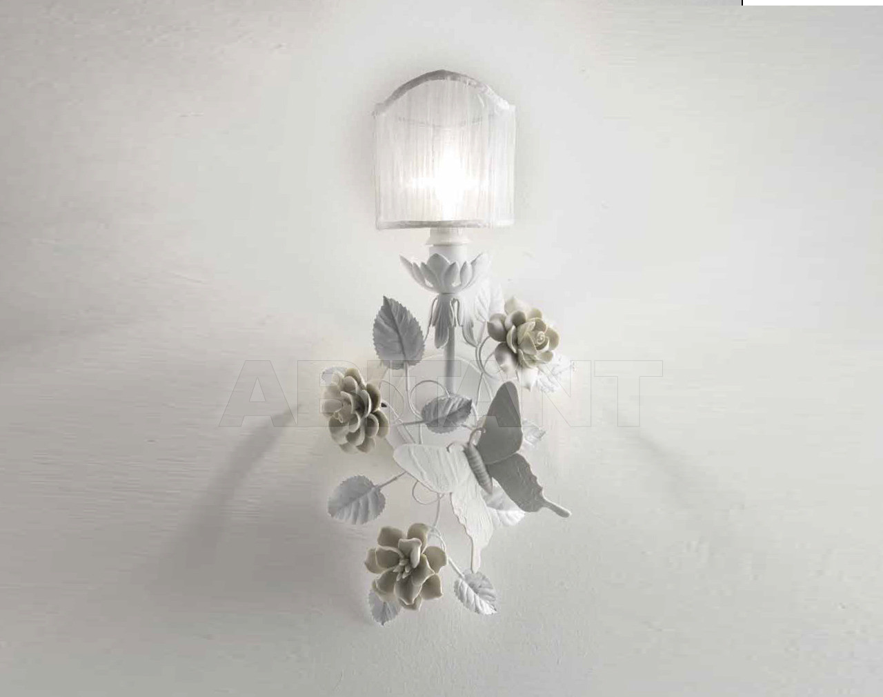 Купить Бра MADAME BUTTERFLY Villari Home And Lights 4202927-101