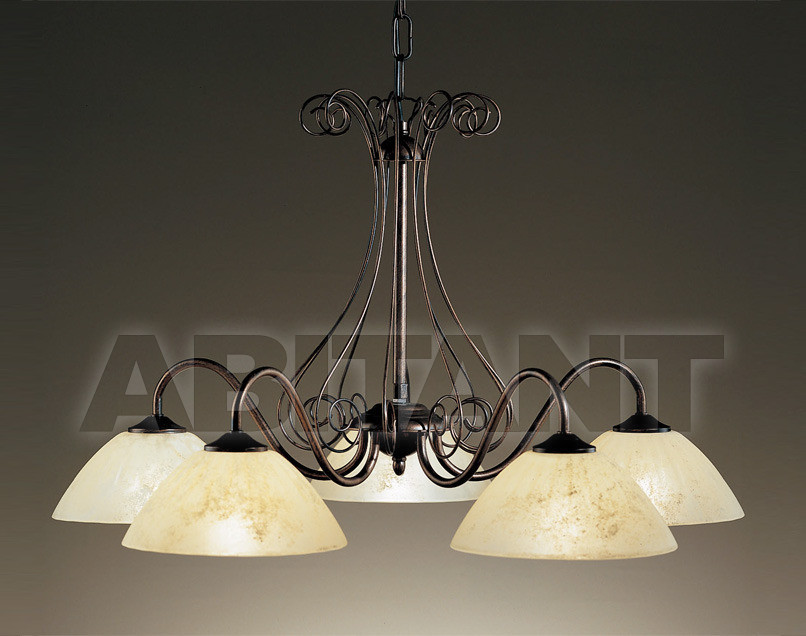 Купить Люстра Metal Lux Traditional And Classic 88855