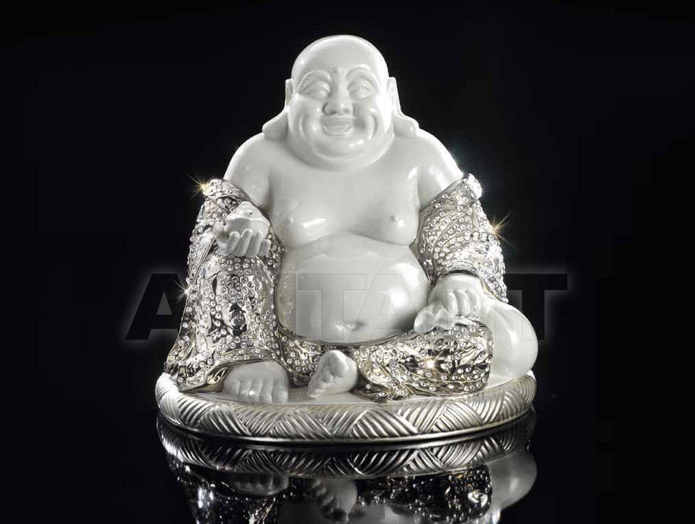 Купить Статуэтка HAPPY BUDDHA Villari Limited Edition 10.2369-620