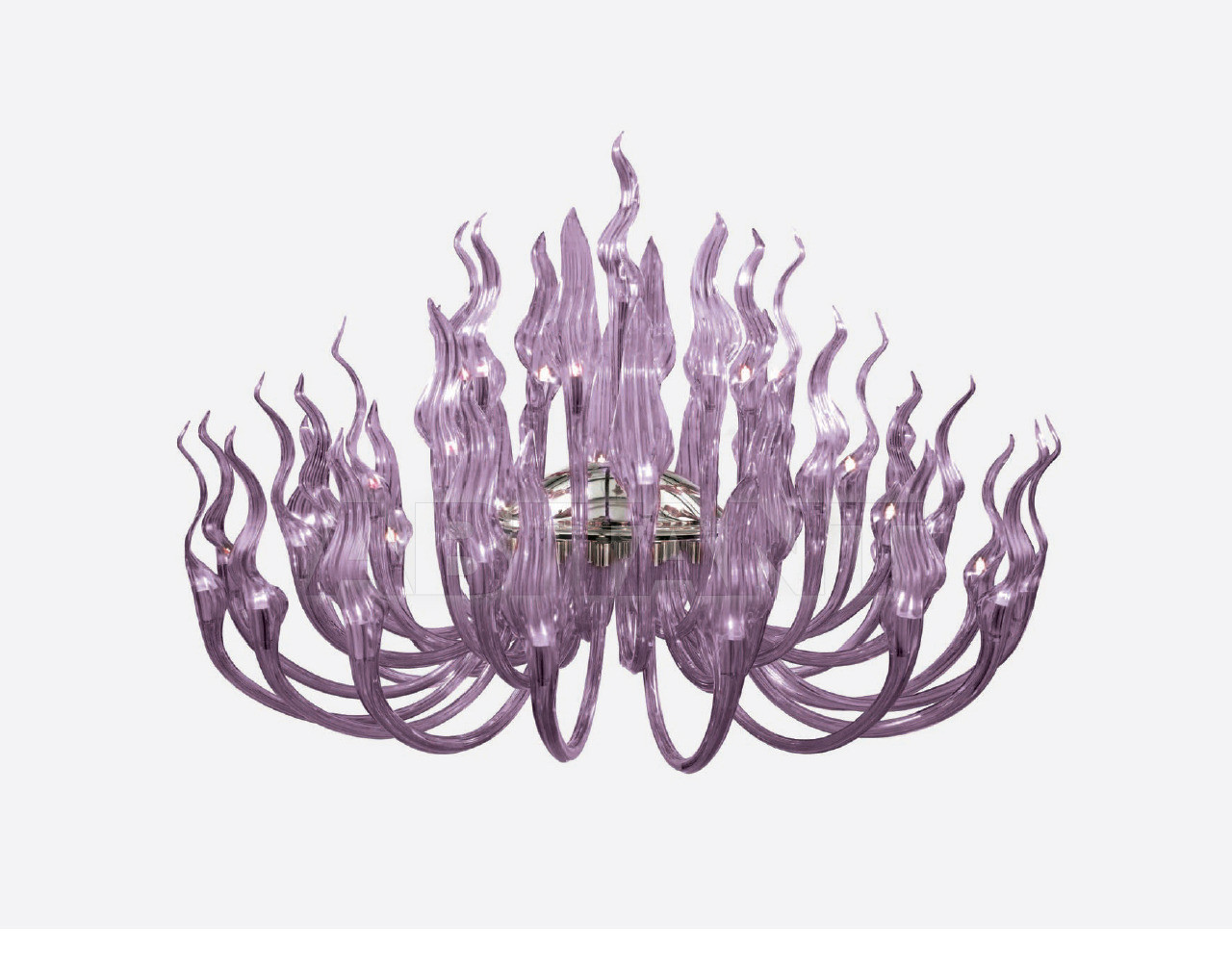 Купить Люстра Iris Cristal Contemporary 640157 8+8+8+16