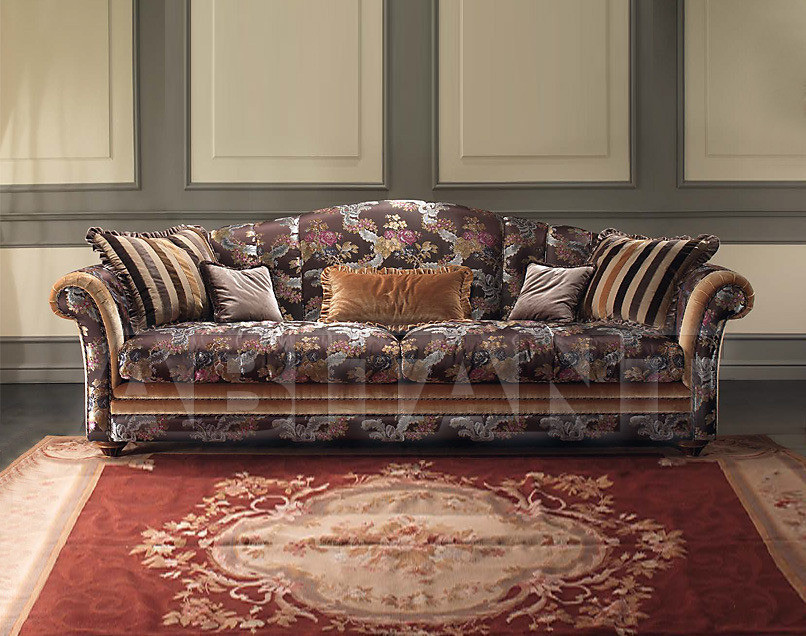 Купить Диван Bedding 2013 Pushkar DIVANO 3POSTI brown