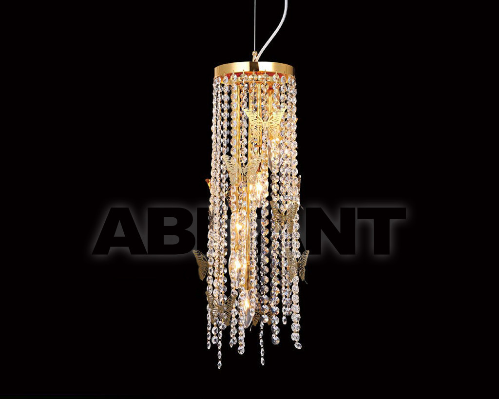 Купить Светильник Crystallux Crystallux 2014 BLOOM SP ORO