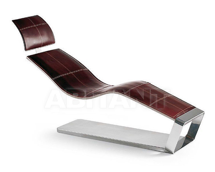 Купить Кушетка Serico sas Iralian Furniture Leather  Chaise Longue PANTHERE