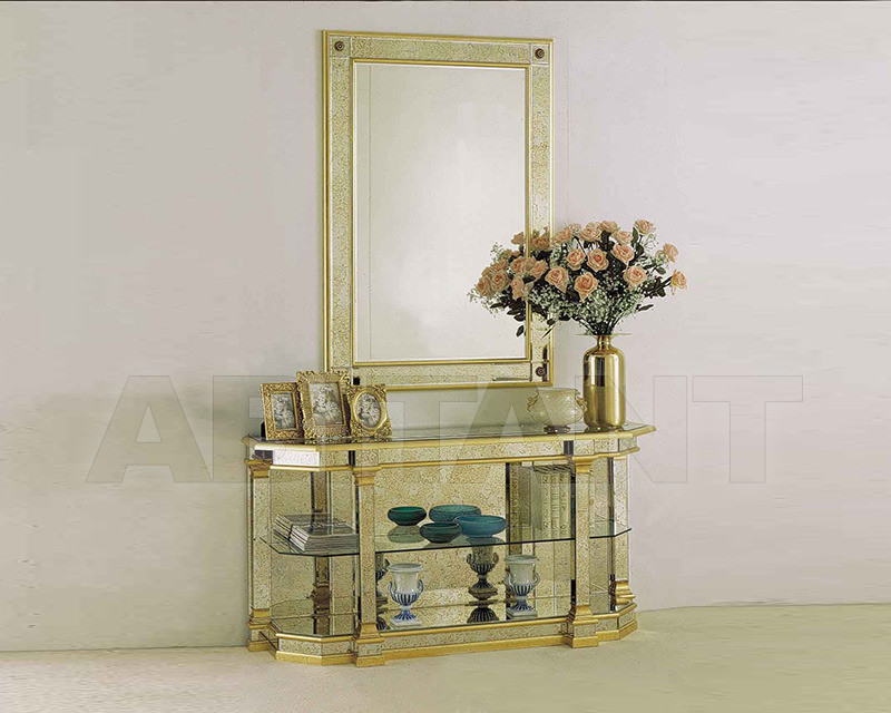 Купить Консоль MP 2 Antique Mirror CO-74
