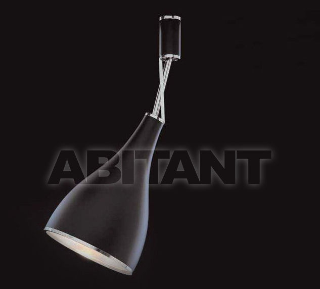Купить Светильник Serien Ceiling Lamps One Eighty Ceiling black lacquered