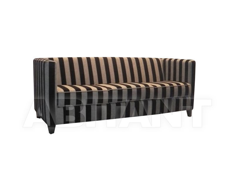 Купить Диван Home Spirit Gold CUBUS 3 seat sofa - 3 seat cushions
