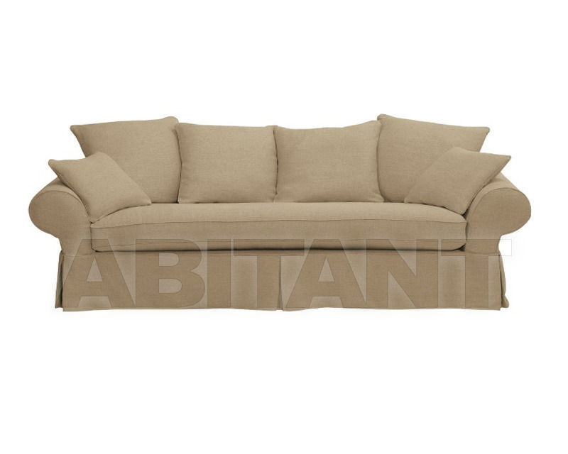 Купить Диван Home Spirit Gold NEW YORK 3 seat sofa(160)