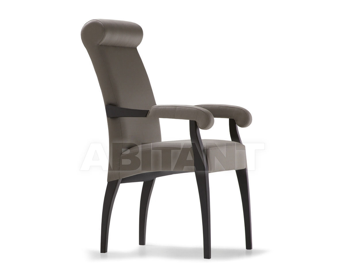 Купить Стул с подлокотниками Opera Contemporary by Angelo Cappellini Chairs And Dining Chairs 8100/P