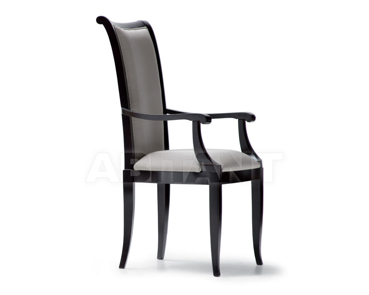 Купить Стул с подлокотниками Opera Contemporary by Angelo Cappellini Chairs And Dining Chairs 47002