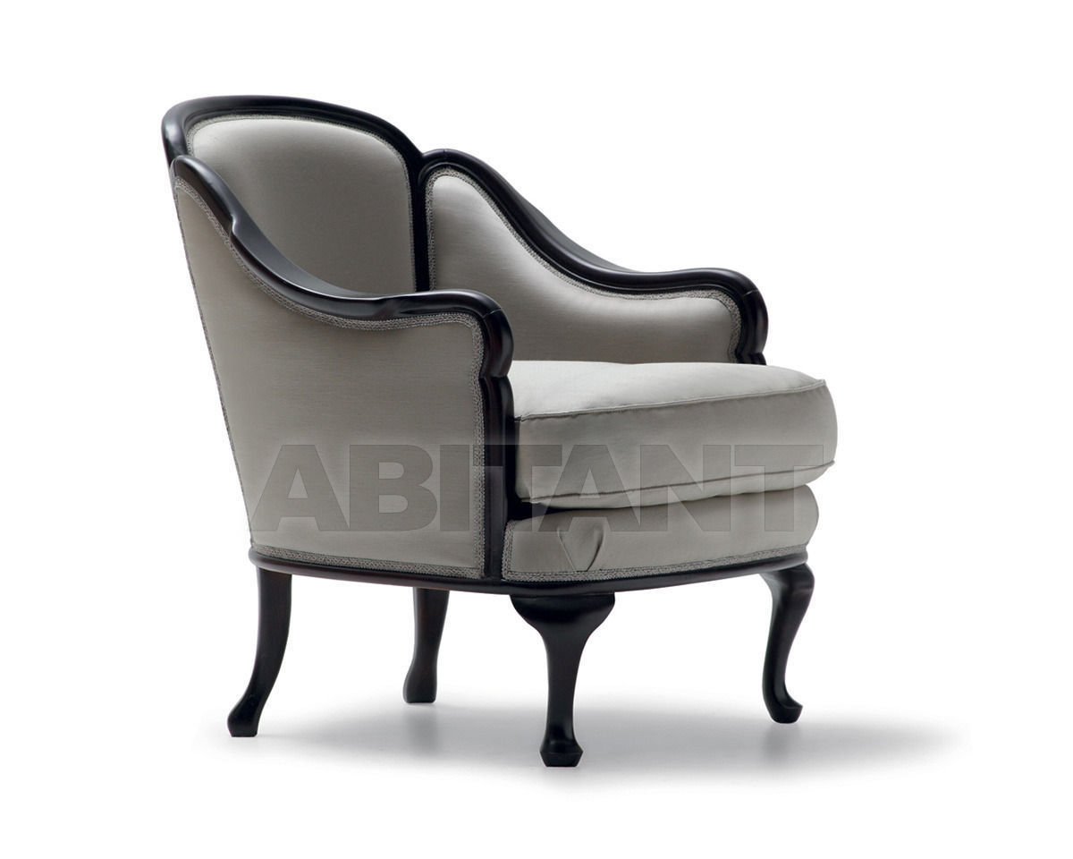 Купить Кресло SHELLEY Opera Contemporary by Angelo Cappellini Armchairs 1806