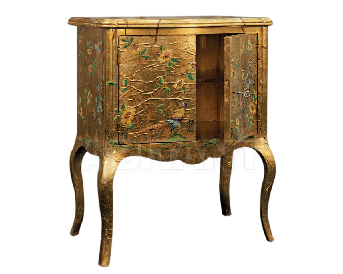 Купить Тумбочка NIGHTSTAND Patina by Codital srl Exquisite Furniture C04 ST / SH