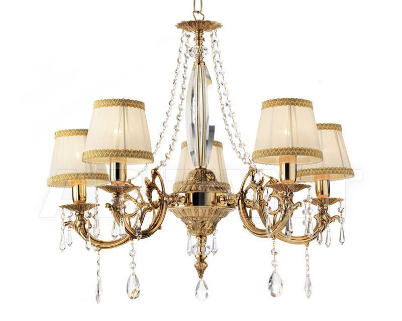 Купить Люстра Ciciriello Lampadari s.r.l. Lighting Collection DUBAI lampadario 5 luci
