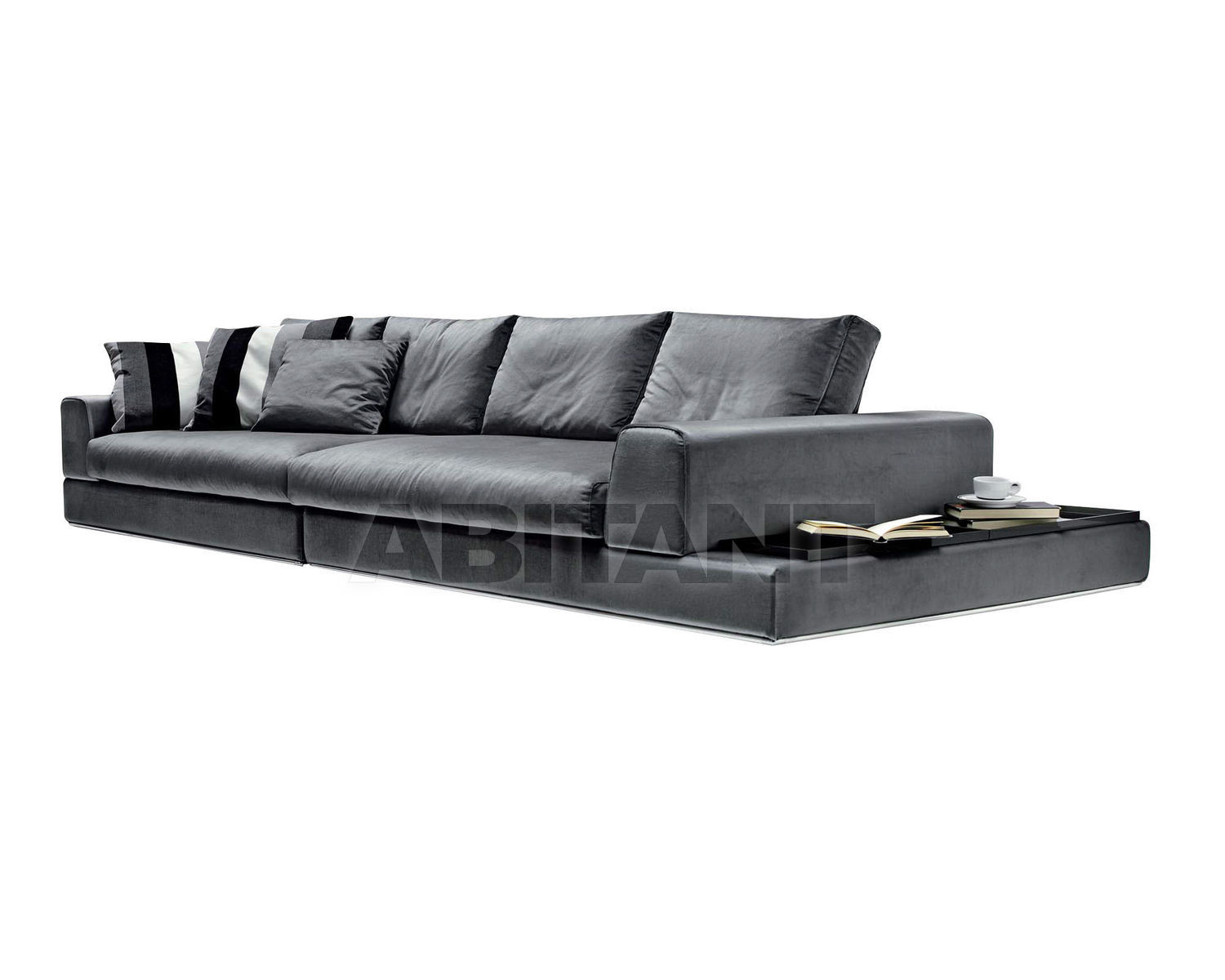Купить Диван Formerin Contemporary Modern MY WAY PLUS Divano terminale/Sofa with 1 arm + Elemento C